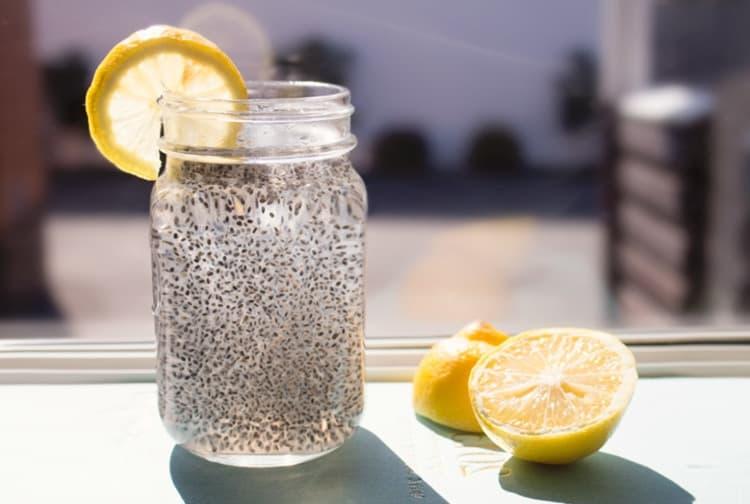 dinh dưỡng trong hạt chia rất tốt cho sức khỏe