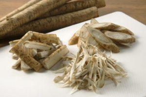 cách chế biến rễ cây ngưu bàng