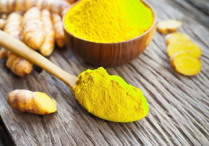 tinh bột nghệ vàng - hàm lượng curcumin cao